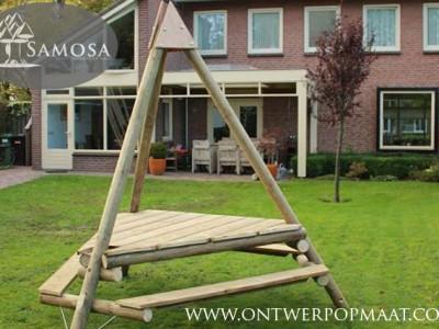 Samosa's eerste tafel in Nederland