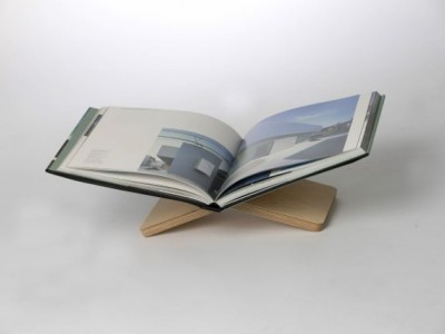 standaard voor je boek los. Boekenstandaard