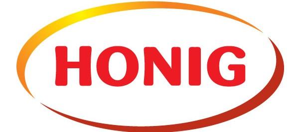 Logo van Honig