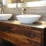 Push to open lades en doorlopende planken in het front