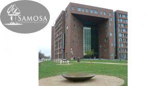 BBQ bij Wageningen universiteit