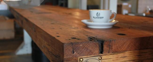 Blommers koffie op proeftafel