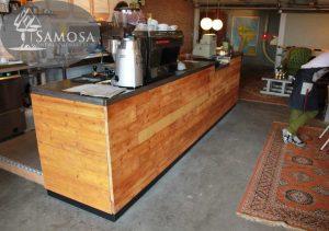 blommers koffie coffee first things first eiken werkblad honig fabriek 5