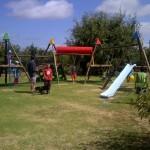 Samosa speeltuin in Zuid Afrika