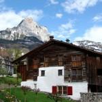 oud zwitsers huis