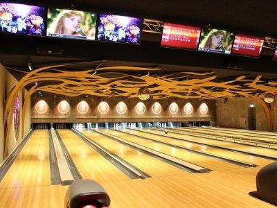 Bowling sier plafond